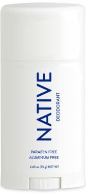 One of the best aluminum and paraben free deodorants out there.