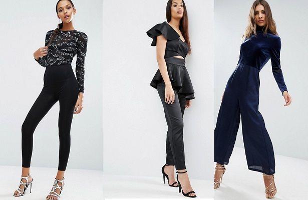 outfit capodanno jumpsuit 2017