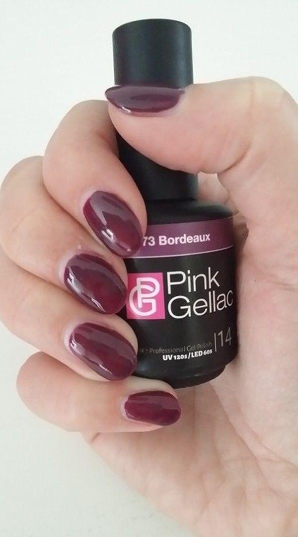 shared Chantal De Hoogh-Neeleman's photo. 1e keer Pink Gellac uitgeprobeerd! Ik ben fan! 173 Bordeaux..