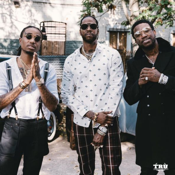 2 Chainz ft. Gucci Mane & Quavo – Good Drank (Prod. by Mike Dean) | Nah Right