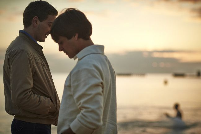 Gay movie rite of passage