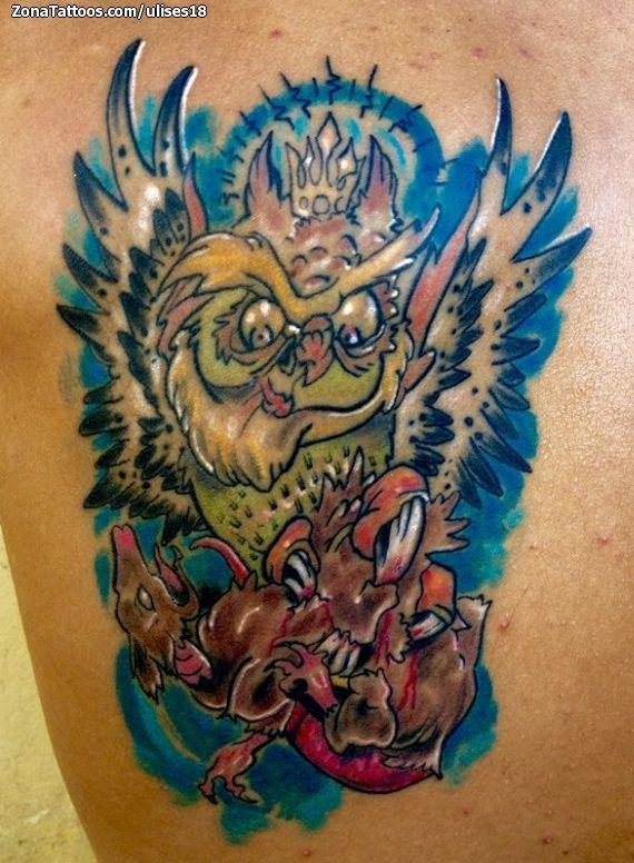 Tatuaje hecho por Ulises, de Rivas (Nicaragua). Si quieres ponerte en contacto con él para un tatuaje o ver más trabajos suyos visita su perfil: http://www.zonatattoos.com/ulises18    Si quieres ver más tatuajes de búhos visita este otro enlace: http://www.zonatattoos.com/tag/137/tatuajes-de-buhos    #Tatuajes #Tattoos #Ink #Búhos