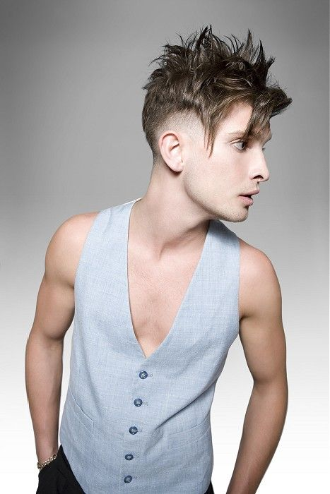 Sanrizz  Curve Collection Hair: Leonardo Rizza Photography: Andres Reyraga  Related Tags SANRIZZ � Short � Brown � Male � Straight � ...-pin it by carden
