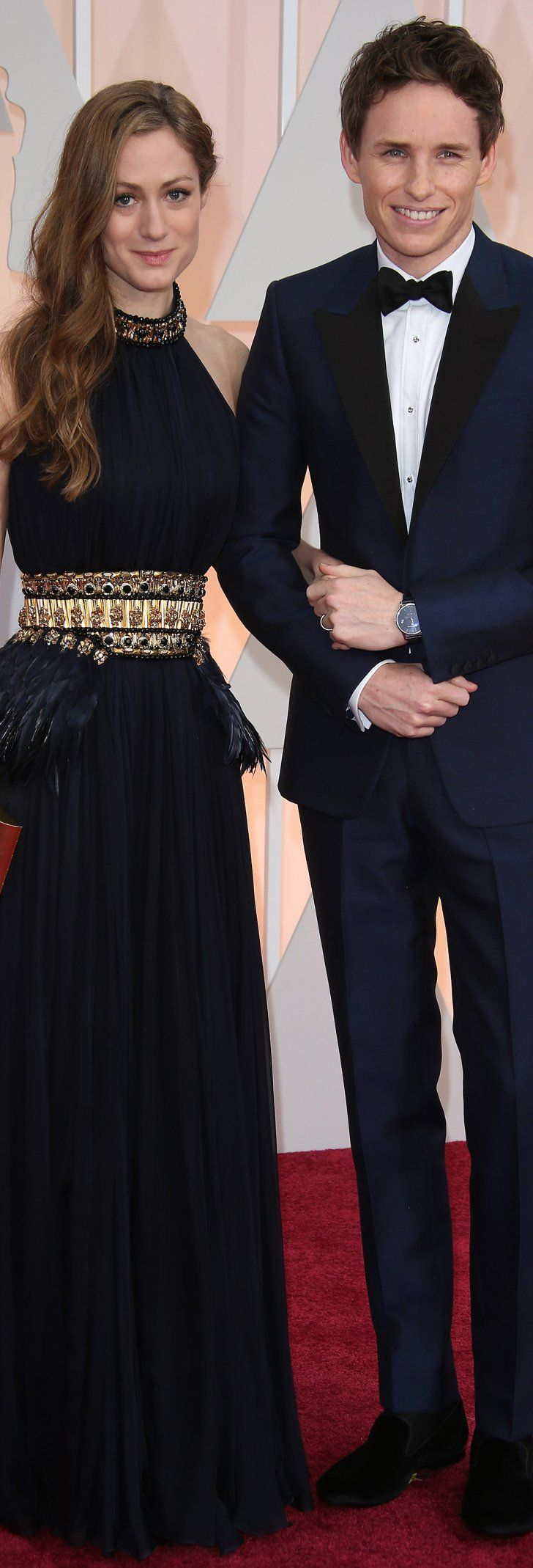Pin for Later: Who Is Eddie Redmayne's Wife, Hannah Bagshawe?