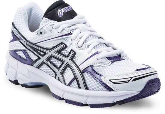 GT-1000 GS  White/Silver/Purple  Available in sizes 1 - 7