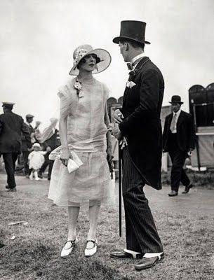 Ascot 1925. @Deidra Brocké Wallace