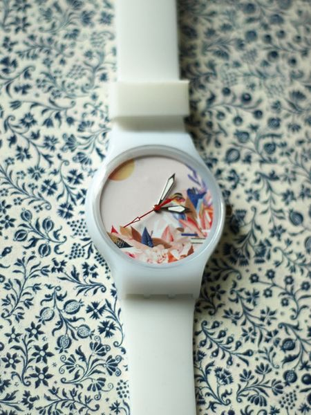 PRINTED WATCHES by Lazy Cutie