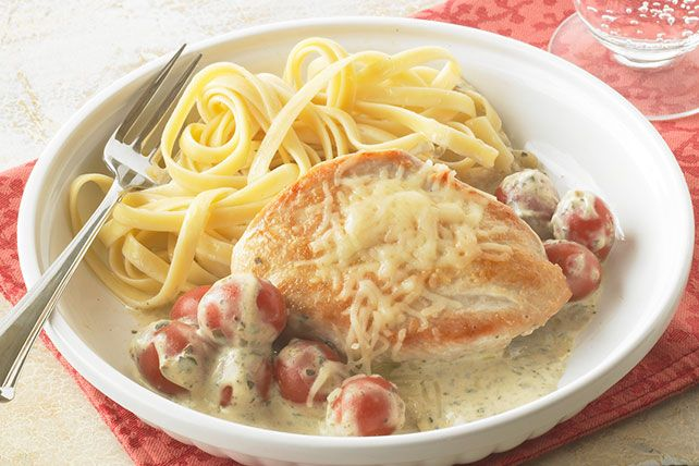 This Tuscan Chicken Simmer is easy, fast and delicious. Check out the video for two more recipes that are just as yummy.