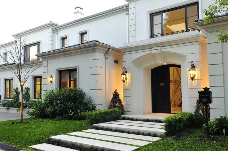 Junor arquitectos casa en tortugas cc exteriores for Estilos de casas contemporaneas