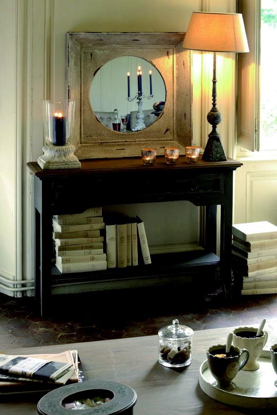 Table bureau - Collection Esquisse - Copyright Interior's France