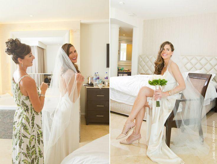 Eli & Casey Moon Palace Wedding Photos