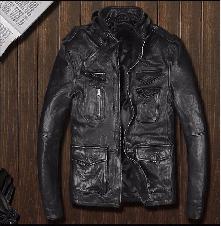 1000  images about I Like Men Leather Jacket on Pinterest