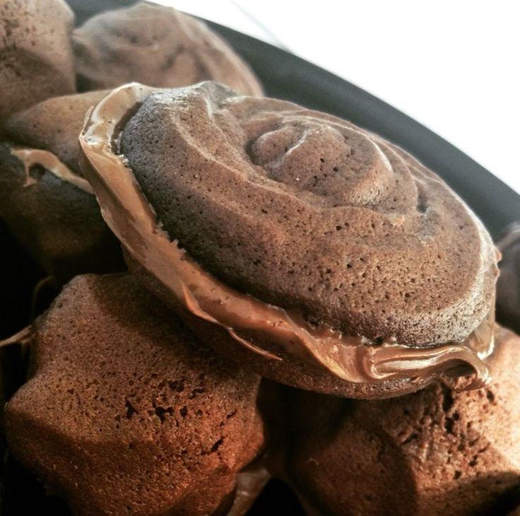 sweetcake - My Passion ... blogg: Nutellakakor