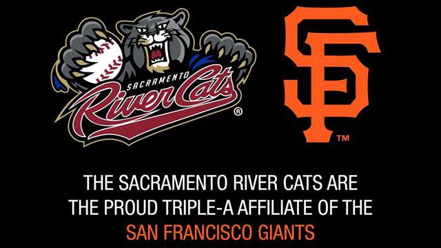 River Cats announce pact with Giants | MiLB.com News | The Official Site of Minor League Baseball