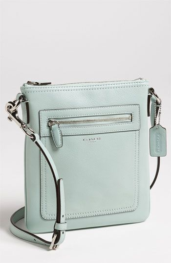 COACH 'Legacy' Leather Crossbody Bag available at #Nordstrom