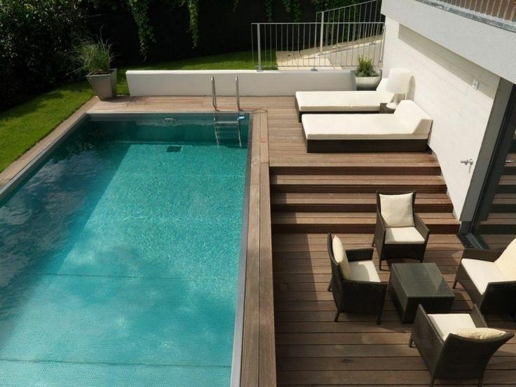 69 mejores im genes de dise o de exteriores en pinterest for Disenos de piscinas para casas pequenas