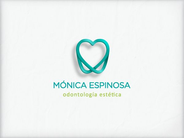 Odontología Estética by sararu., via Behance