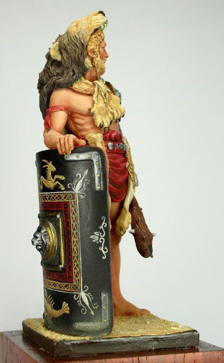 Фигурки: Римский император Коммод, фото #7