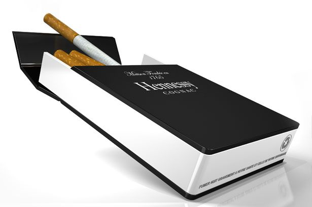 Package Design Cigarette Package Packaging Pinterest Package Design Sereal Designers Packaging