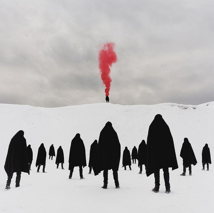 Dark surrealist photos by Sean Mundy