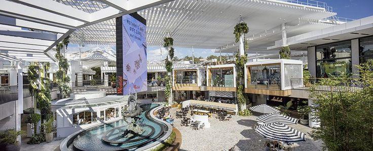 Westfield Warringah Mall | Tensile Design & Construct