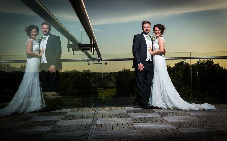 Eli & Liam - Sunset Balcony - Marcus Holdsworth Photography