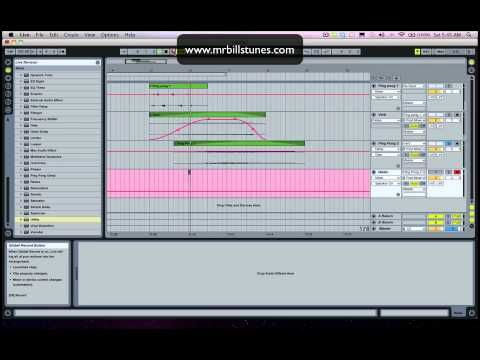 ▶ Mr. Bill - Ableton Tutorial 38: Fractal Effects - YouTube
