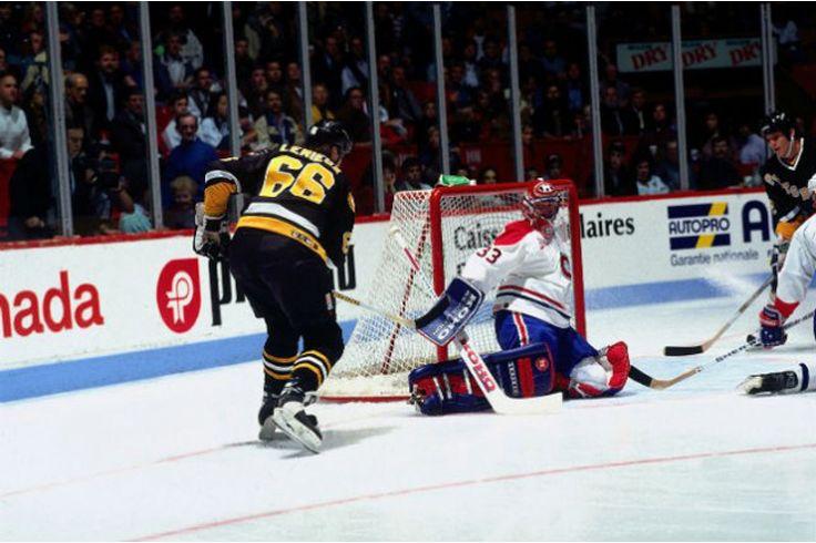 Lemieux vs Roy in NHL All-Star Game Skills Competition - http://mario-lemieux.com/lemieux-vs-roy-in-nhl-all-star-game-skills-competition.php