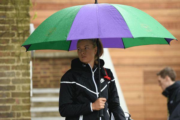 Уимблдон, WTA, Мария Шарапова