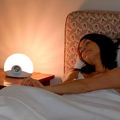 Lumie Bodyclock Starter 30 Wake-Up Light Alarm Clock with Sunrise and Sunset Features: Amazon.co.uk: Health & Personal Care