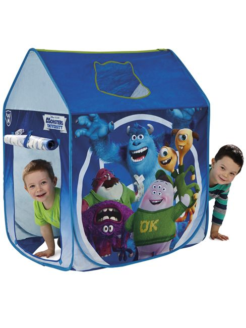 Monsters Inc University Pop Up Wendy House Play Tent
