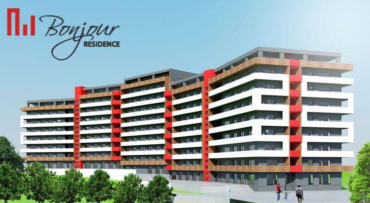 Un nou imobil in Bonjour Residence! Apartamente cu 2, 3 si 4 camere! Vino sa vezi!