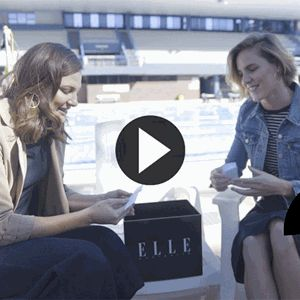 Olympians Cate And Bronte Campbell Take On ELLE's Mystery Box Challenge