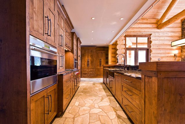 27 Best Images About My New Log Home Kitchen On Pinterest