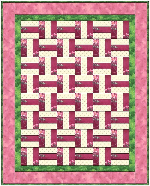 26 best Quilts - Basket Weave images on Pinterest | Quilt blocks ... : weave quilt pattern - Adamdwight.com