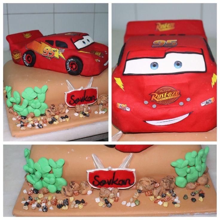 #dogumgunu #konsept #parti #mcqueen #simsek  #yaşpasta #concept #party #birthday #cake #alanya #ekmek #fırın Şimşek mcqueen temalı yaşpastamızı Sevkan çok beğendi :) Mutlu yıllar Sevkan :) <3 <3  İletişim: 0 242 513 50 61 - 0 541 446 69 07 #hemen #ara #yerini #ayirt http://www.aleksan.com.tr