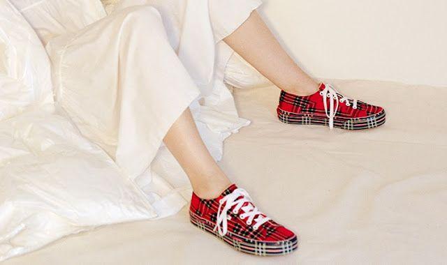 Sneakers totalmente estampados