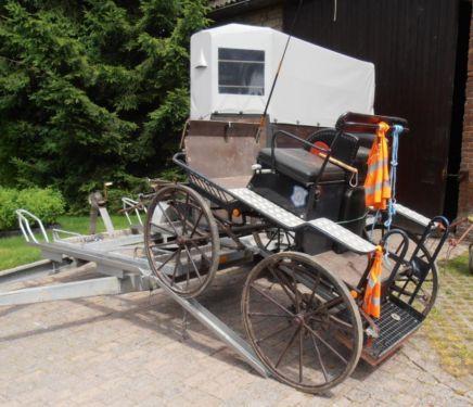 Pferdetransporter,Fahrzeugtransporter,Kutschentransporter in Nordrhein-Westfalen - Büren | PKW Anhänger gebraucht kaufen | eBay Kleinanzeigen