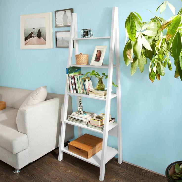 M s de 25 ideas incre bles sobre estanter a escalera en - Estanterias en escalera ...