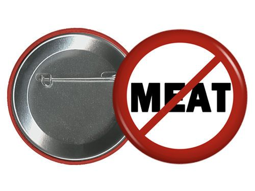MEAT-IS-MURDER-2-25-PIN-Design-6-Vegan-Vegetarian-Anti-No-Pinback-Button-Badge