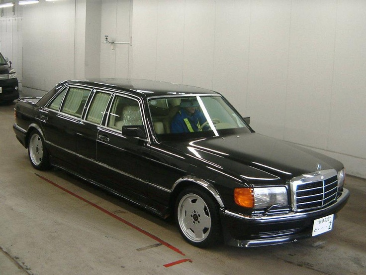 1000 Sel Mb W 126 Mercedes Benz Pinterest