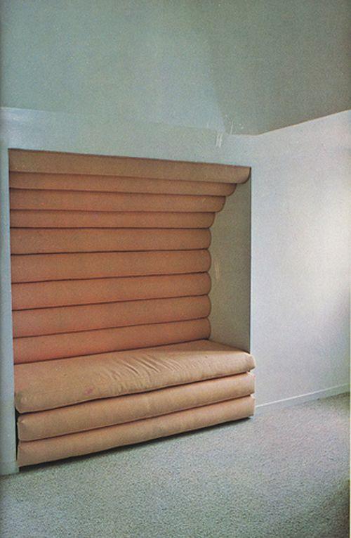 //: Interior Design, Inspiration, Color, Interior Architecture, Built In Sofa, Furniture, Sofa Nook