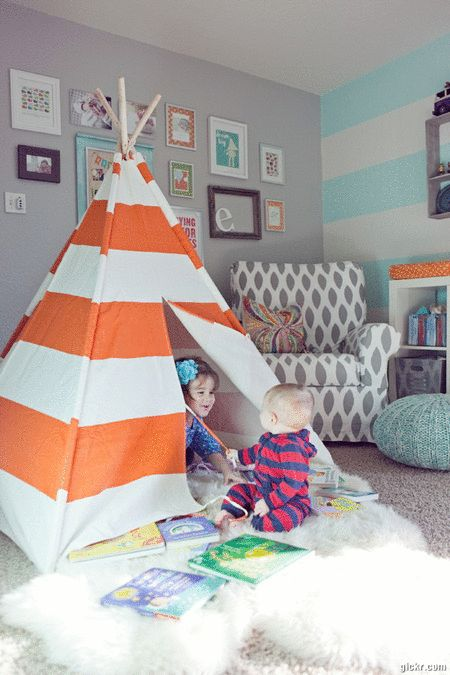 Top 25 ideas about gray playroom on pinterest playrooms Land of nod playroom ideas