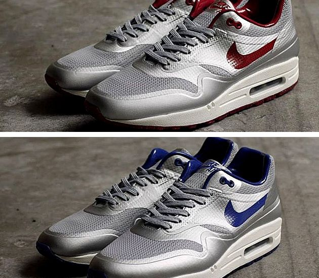 "best service a43d5 be101 Nike Air Max 1 Hyperfuse QS ""Night Track"" Pack  Sneakers  Nike, Nike air  max, Nike air"