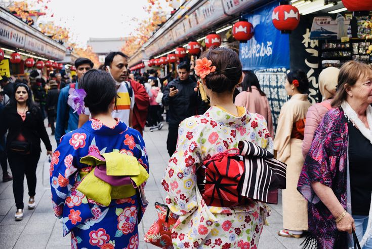 Old town, modern Ginza and a lot more – Adventures in Japan