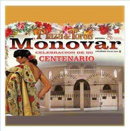 Plaza de toros de Monóvar (Alicante) - Domingo 10 de Marzo de 2013 - El Cordobés, El Cid y El Fandi.   Venta de entradas  en Tauroentrada.com     #entradas #toros #toreros #cordobes #cid #fandi #taurinos #Monovar #Alicante