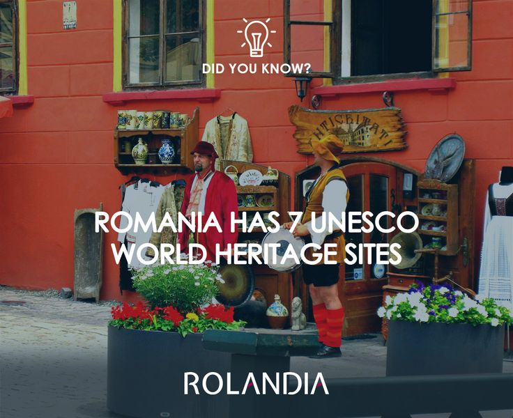 These include Churches, Fortresses and Historic Centers.  #DiscoverRomania #Romania #DidYouKnow