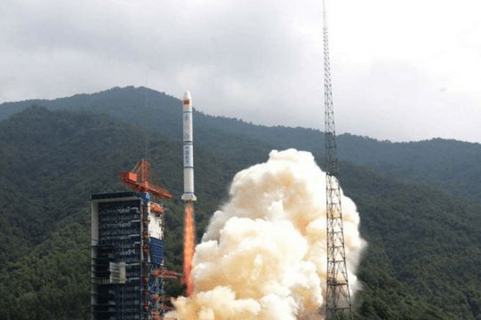 China Launches Yaogan-30 03 Military Satellite Onboard Long March 2C