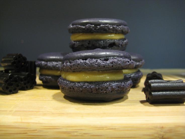 Homemade Natural Black Licorice