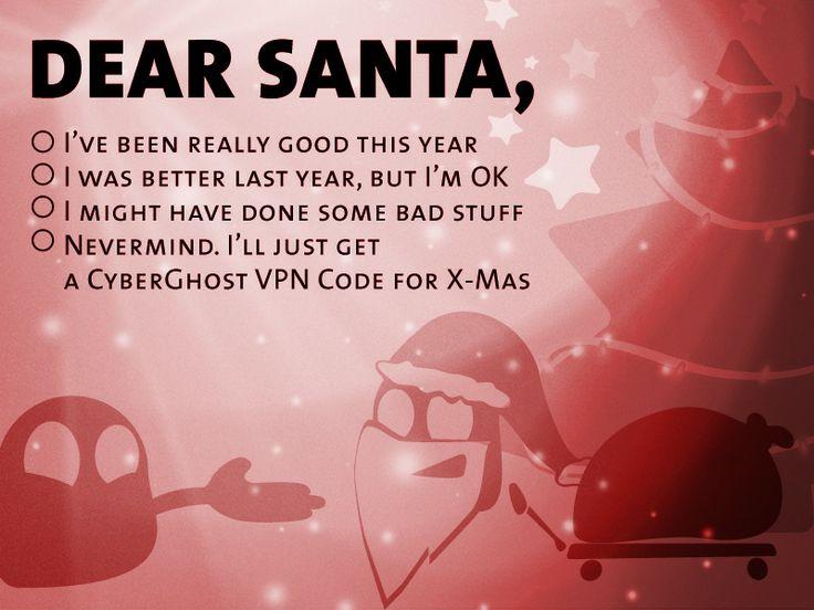 Dear Santa :)